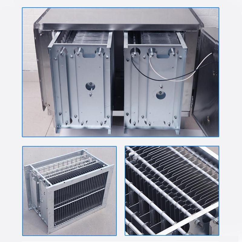 低空厨房油烟净化器